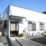 姫路バイパス市川インター近く、独立型のエアコン付事務所物件。