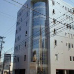 姫路駅から徒歩8分の事務所物件。